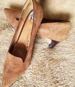Sofft Women's Brown Classic pump (8.5M)